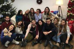 Prima echipă din care Bianca a făcut parte, echipa PR Tea & AD Cookies 2016